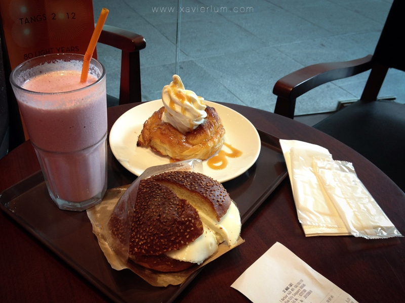 St Marc Cafe Review