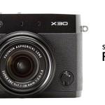 Fujifilm X30 – First Impressions