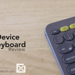 Logitech K380 Multi-Device Bluetooth Keyboard Review