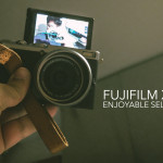 Fujilfilm X70 – Smile… Selfie Time