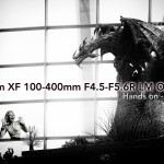 Fujifilm XF 100-400mm Hands-On Review