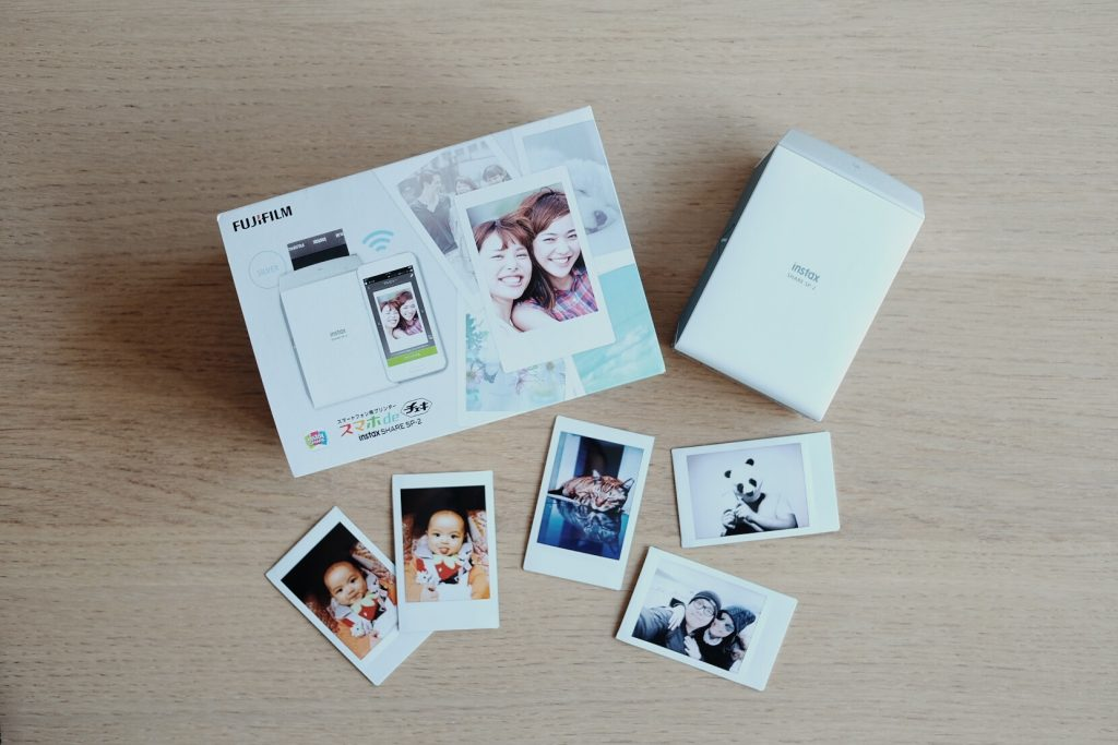 Fujifilm Instax Share SP-2 Review - Print Photos Directly from