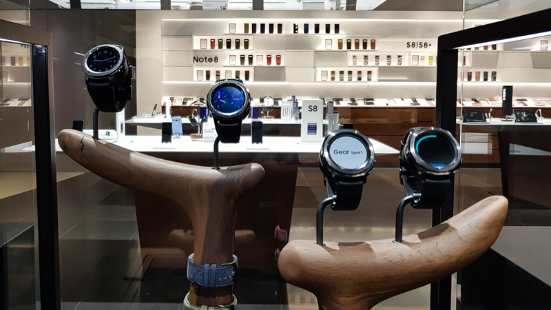 Samsung Experience Store 2