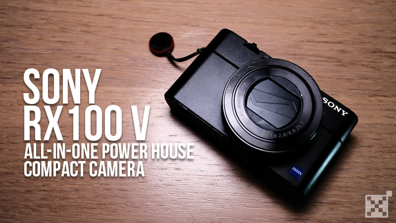 Sony RX100 V Review
