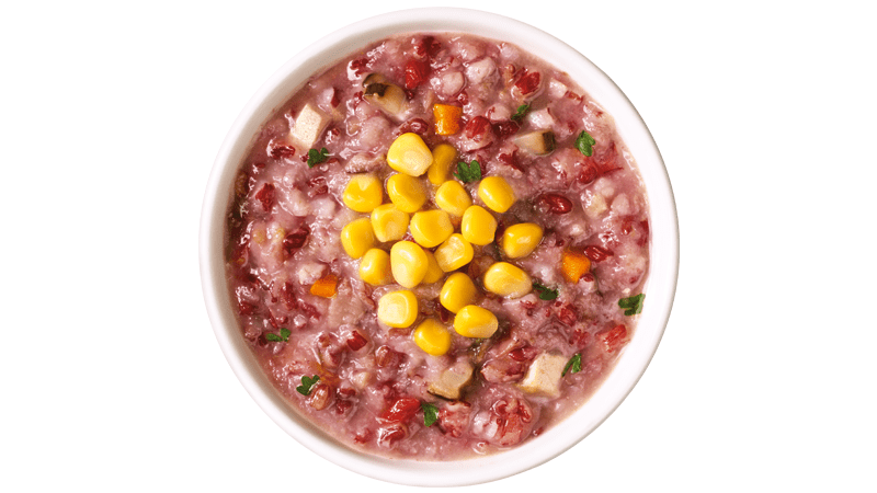 MacDonald's offers New Red Rice Porridge 1