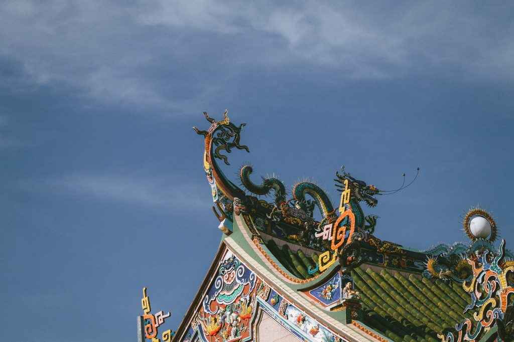 Journey to the West Malaysia, Penang 1