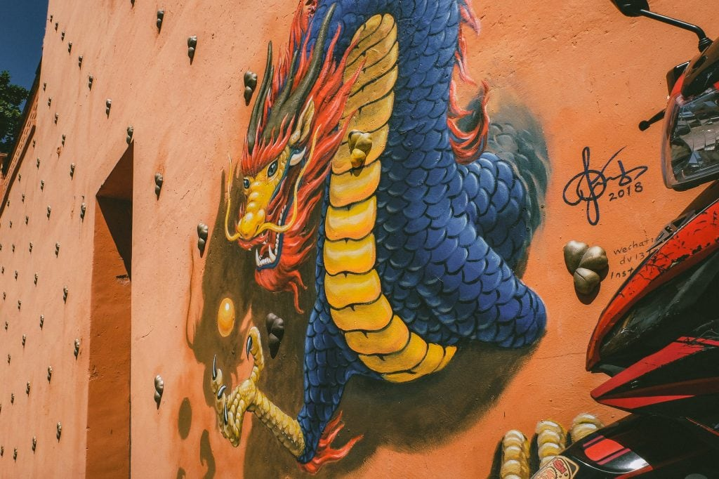 Journey to the West Malaysia, Penang 9