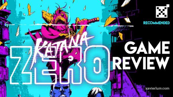 Katana Zero – Game Review