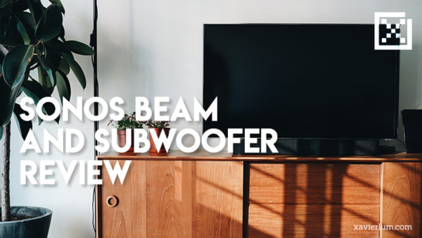 Sonos Beam review and Subwoofer Introduction