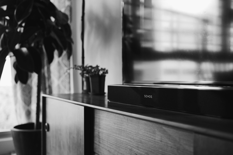 Sonos Beam Review and Sonos Subwoofer Introduction 7